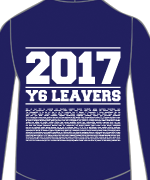 year 6 school leavers t-shirts