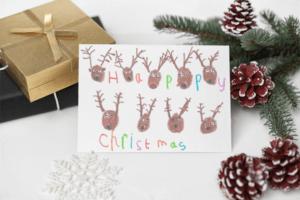 school christmas cards
